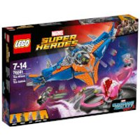 LEGO Marvel Super Heroes: Guardians of the Galaxy Vol.2 The Milano vs. The Abilisk (76081)