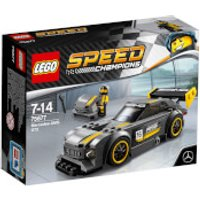 LEGO Speed Champions: Mercedes AMG GT3 (75877) - Mercedes Gifts