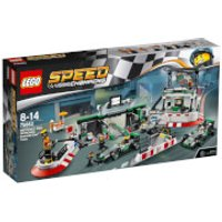LEGO Speed Champions: Mercedes AMG Petronas Formula One™ Team (75883) - Mercedes Gifts