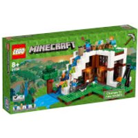 LEGO Minecraft: The Waterfall Base (21134) - Minecraft Gifts
