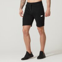 Myprotein Mens Tru-Fit Sweat Shorts - L - Black