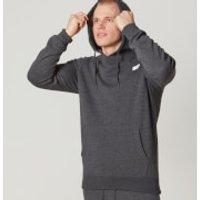 Tru-Fit Zip Pullover Hoodie - L - Navy