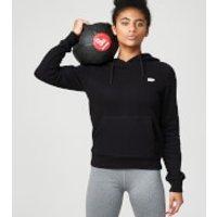 Tru-Fit Pullover Hoodie - XS - Black