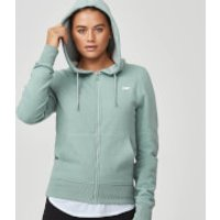 Tru-Fit Zip-Up Hoodie - XL - Pink Haze Marl