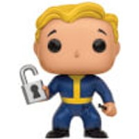 Fallout Vault Boy Locksmith EXC Pop! Vinyl Figure - Computer Games Gifts
