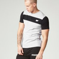Stripe T-Shirt - XXL - Grey