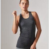 Myprotein Women's Seamless Vest - L - Black