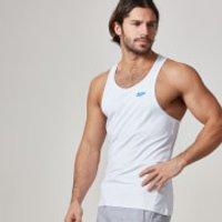 Myprotein Dry Tech Stringer Vest - XL - White