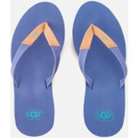UGG Women's Ruby Wedged Flip Flops - Moonstone - UK 6.5 - Blue