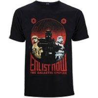 Star Wars Rogue One Men's Trooper T-Shirt - Black - S - Black