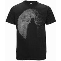 Star Wars Rogue One Men's Dotted Darth Vader T-Shirt - Black - L - Black - Darth Vader Gifts