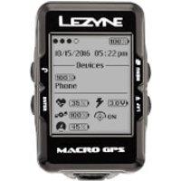 Lezyne Macro GPS Cycle Computer Loaded Bundle