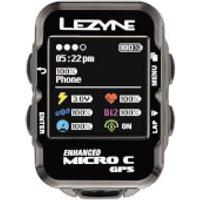 Lezyne Micro Colour GPS Cycle Computer Loaded Bundle