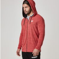Performance Zip-Top - XL - Red