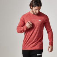 Performance Long-Sleeve Top - XS - Red
