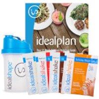 4 Sample Packs, Shaker Bottle, IdealPlan eBook - Child