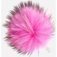BKLYN Womens Pom Pom - Hot Pink