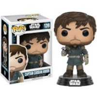 Star Wars Rogue One Captain Cassian Andor Pop! Vinyl Bobble Head - Star Wars Gifts