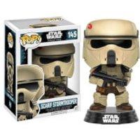 Star Wars Rogue One Scarif Stormtrooper Pop! Vinyl Bobble Head - Star Wars Gifts