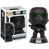 Star Wars Rogue One Imperial Death Trooper Pop! Vinyl Bobble Head - Star Wars Gifts