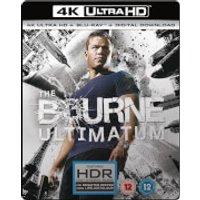 The Bourne Ultimatum - 4K Ultra HD