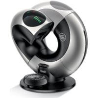DeLonghi EDG736 Eclipse Nescafe Dolce Gusto Pod Coffee Machine - Silver/Black