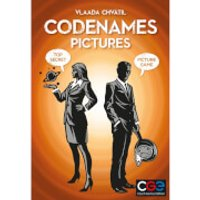 Codenames: Pictures Game - Pictures Gifts