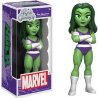 Hulk She-Hulk Rock Candy Vinyl Figure - Hulk Gifts