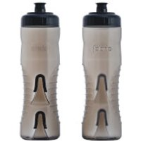 Fabric Cageless Bottle - 750ml - Black/Grey
