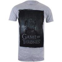 Game of Thrones Mens Throne T-Shirt - Grey Marl - S - Grey