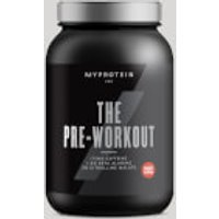 Image of Myprotein THE Pre-Workout™ - 30servings - Fruit Punch