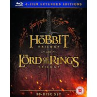 Middle Earth Collection Extended Edition