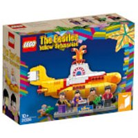LEGO Ideas: The Beatles Yellow Submarine (21306) - Beatles Gifts