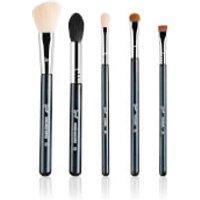 Sigma Nightlife Brush Set - Glitter Handles [Limited Edition]