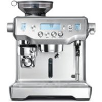 Sage BES980UK The Oracle Coffee Machine - Steel