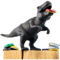 Dinosaur Bottle Opener - Black - Bottle Opener Gifts