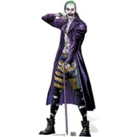 Suicide Squad The Joker Comic Artwork Cutout