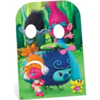 Trolls Stand-In Can't Stop the Feeling Left Cutout - Trolls Gifts
