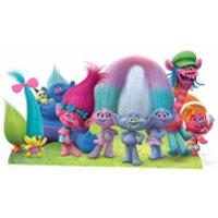 Trolls True Colours Group Cutout - Trolls Gifts