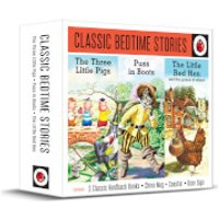 Ladybird Classic Bedtime Stories Volume I - Books Gifts