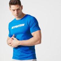 Logo T-Shirt - XXL - Blue