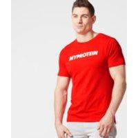 Logo T-Shirt - S - Red