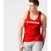 The Original Stringer Vest - Black - XL - Red