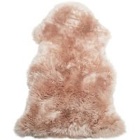 Royal Dream 100% Sheepskin Rug - Candy Pink - Candy Gifts