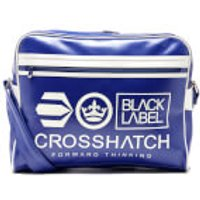 Crosshatch Oakbrook Shoulder Messenger Bag - Sodalite Blue