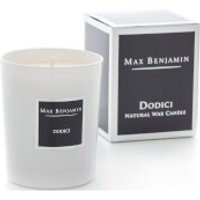 Max Benjamin Scented Glass Candle in Gift Box - Dodici
