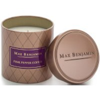 Max Benjamin Scented Candle - Pink Pepper Coffee