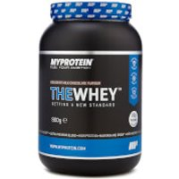 Thewhey - 30 Servings - 900g - Decadent Milk Chocolate