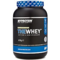 Thewhey - 30 Servings - 870g - Vanilla Crème
