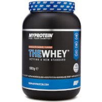 Thewhey - 30 Servings - 900g - Tub - Chocolate Caramel